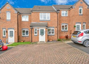 2 bed terraced house for sale in Partridge Close, Cannock WS11