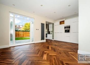 Thumbnail 4 bed semi-detached house to rent in Fallow Court Avenue, London