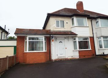 Thumbnail 5 bedroom semi-detached house to rent in Harborne Lane, Selly Oak, Birmingham