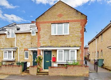 Thumbnail 2 bed semi-detached house for sale in Landguard Road, Shanklin, Isle Of Wight