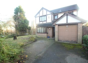 Thumbnail 4 bed detached house for sale in Selby Close, St. Helens, Merseyside