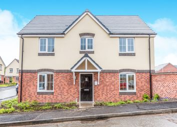 Thumbnail 4 bed detached house for sale in Ashes Road, Oldbury