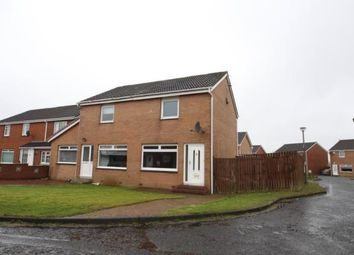 Thumbnail 2 bed semi-detached house for sale in Glenbuck Avenue, Robroyston, Glasgow, Lanarkshire
