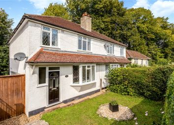 Thumbnail 3 bed semi-detached house for sale in Tillingdown Hill, Caterham, Surrey