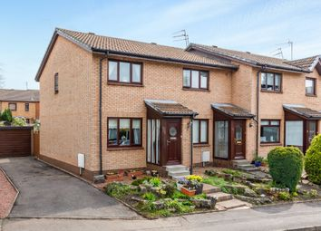 Thumbnail 2 bedroom end terrace house for sale in 23 Carleton Drive, Giffnock