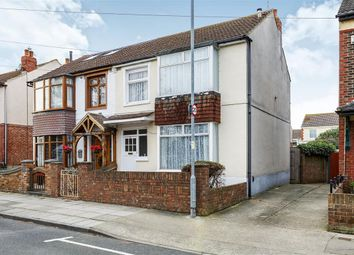 Thumbnail 3 bed semi-detached house for sale in Neville Road, Portsmouth