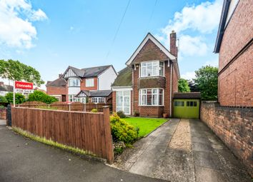Thumbnail 3 bed detached house for sale in Holden Road, Wednesbury