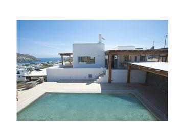 Thumbnail 5 bed villa for sale in Korfos, Mykonos, Cyclade Islands, South Aegean, Greece