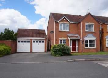 Thumbnail 4 bed detached house for sale in Millers Walk, Walsall