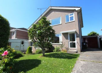 Thumbnail 3 bed semi-detached house for sale in Beech Close, Torpoint
