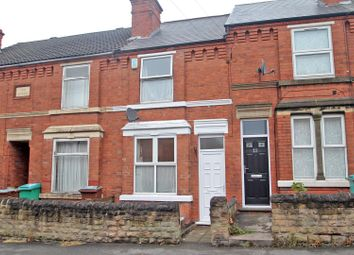 Thumbnail 2 bed town house for sale in Chard Street, Basford, Nottingham
