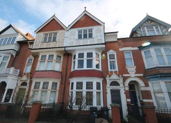 Thumbnail 5 bed town house to rent in Fosse Road South, Leicester