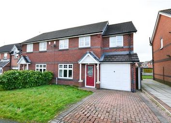Thumbnail 4 bed semi-detached house for sale in Langset Avenue, Hindley, Wigan