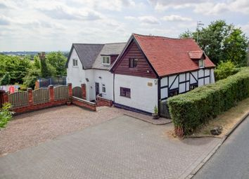 Thumbnail 4 bed cottage for sale in Callow Hill Lane, Callow Hill, Redditch
