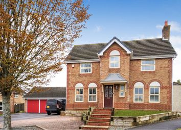 Thumbnail 4 bedroom detached house for sale in Twin Oaks Close, Broadstone