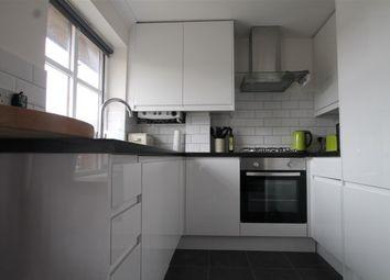 Thumbnail 1 bed flat to rent in Reynard Close, London
