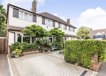 Thumbnail 4 bed property for sale in Edward Road, Hampton Hill, Hampton