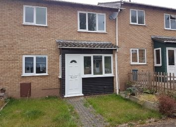 Thumbnail 1 bedroom terraced house to rent in Chepstow Walk, Bobblestock, Hereford