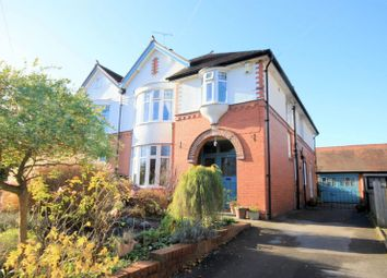 Thumbnail 5 bed semi-detached house for sale in St. Johns Road, Stafford