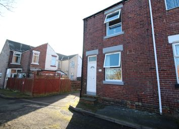 Thumbnail 2 bed end terrace house for sale in Queen Street, Swinton, Mexborough