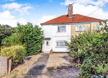 Thumbnail 3 bed semi-detached house for sale in Camping Hill, Stiffkey, Wells-Next-The-Sea