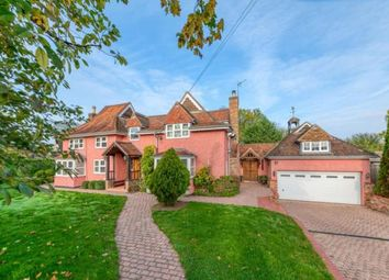 Thumbnail 4 bed detached house for sale in Church Road, Willington, Bedford, Bedfordshire