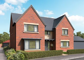 "Thumbnail 5 bed detached house for sale in ""The Greystoke"" at Cautley Drive, Killinghall, Harrogate"