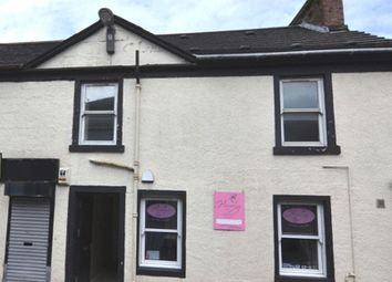 Thumbnail 2 bed flat for sale in Wilson Street, Beith