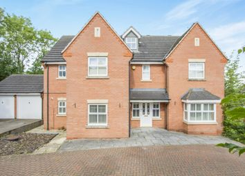 Thumbnail 6 bedroom detached house for sale in Barons Close, Kirby Muxloe, Leicester