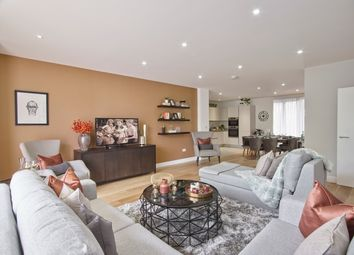 Thumbnail 2 bed flat for sale in The Village Square, West Parkside, Greenwich