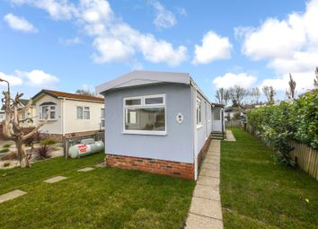 Thumbnail 2 bed mobile/park home for sale in Western Avenue, Penton Park