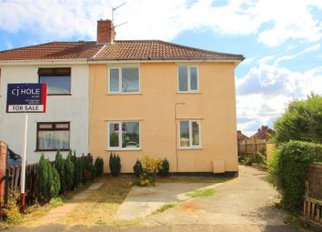 Thumbnail 3 bed semi-detached house for sale in Dundry View, Knowle, Bristol