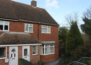 Thumbnail 3 bed semi-detached house for sale in Vicarage Close, Rochester, Kent