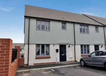 Thumbnail 3 bed end terrace house for sale in David Way, Chard