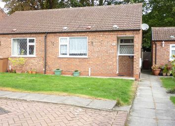 Thumbnail 1 bed bungalow for sale in Collinson Court, Laceby, Grimsby
