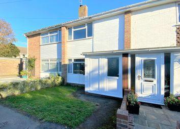 Thumbnail 2 bed terraced house for sale in Elm Grove South, Barnham, Bognor Regis