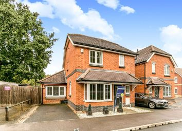 Thumbnail 4 bedroom link-detached house to rent in Mays Close, Earley, Reading