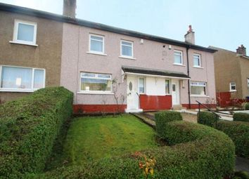 Thumbnail 2 bed terraced house for sale in Denewood Avenue, Paisley, Renfrewshire