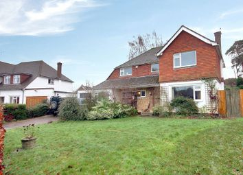 Thumbnail 4 bed detached house to rent in Oaklands Road, Groombridge