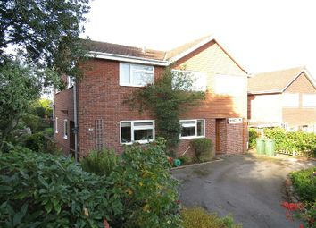 Thumbnail 4 bed detached house for sale in Winnowing End, Sandford, Winscombe