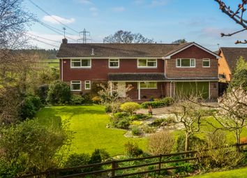 Thumbnail 6 bed detached house for sale in School Lane, Denmead, Waterlooville