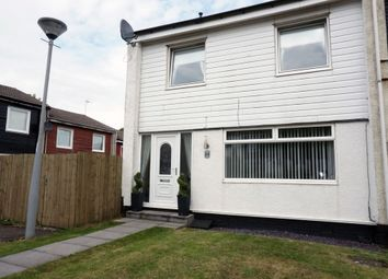 Thumbnail 3 bed end terrace house for sale in Carnoustie Crescent, Greenhills, East Kilbride