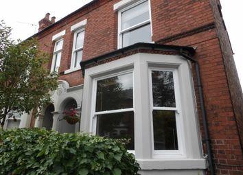 Thumbnail 4 bed semi-detached house to rent in Julian Road, West Bridgford, Nottingham