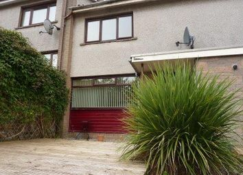 Thumbnail 2 bed terraced house to rent in Lochview Terrace, Forfar