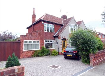 Thumbnail 4 bed semi-detached house for sale in Westbourne Grove, Darlington