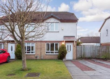 Thumbnail 2 bed semi-detached house for sale in Greenacres Drive, Glasgow, Lanarkshire