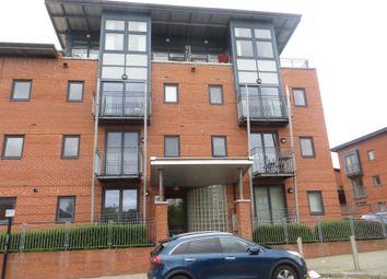 Thumbnail 1 bed flat for sale in Rickman Road, Birmingham
