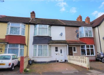 Thumbnail 3 bed terraced house for sale in Bank Avenue, Mitcham