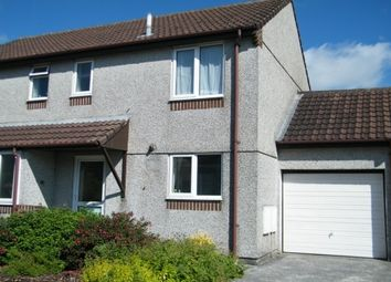 Thumbnail 2 bed property to rent in Stephens Road, Liskeard