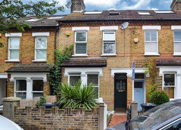 Thumbnail 4 bed terraced house for sale in Rosebank Road, London